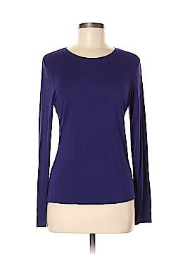 Tahari Long Sleeve Top Size M