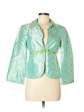 Nanette Lepore Silk Blazer Size 6