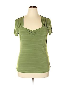 Vintage Suzie Short Sleeve Top Size XL