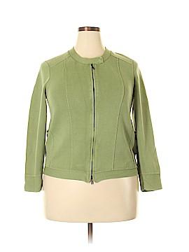 Eileen Fisher Jacket Size 1X (Plus)