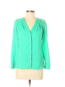 Worthington Long Sleeve Blouse Size S (Petite)