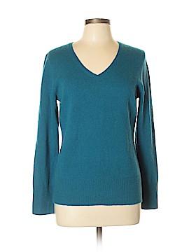 Apt. 9 Cashmere Pullover Sweater Size L