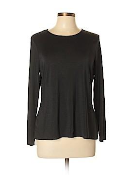 Zara W&B Collection Long Sleeve Top Size XL