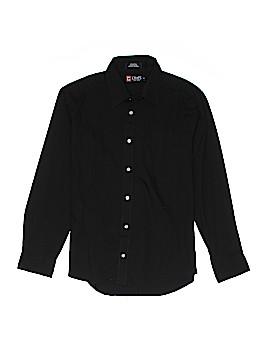 Chaps Long Sleeve Button-Down Shirt Size 16