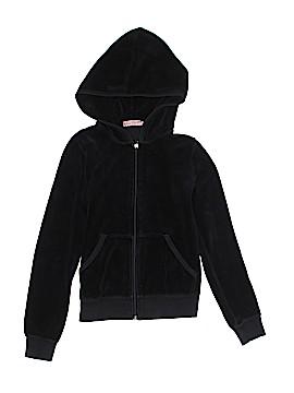 Juicy Couture Zip Up Hoodie Size 8
