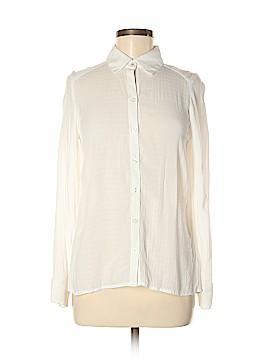 Kenar Long Sleeve Button-Down Shirt Size S