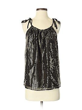 Madewell Sleeveless Silk Top Size 2