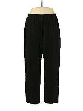 Susan Graver Yoga Pants Size XL (Petite)