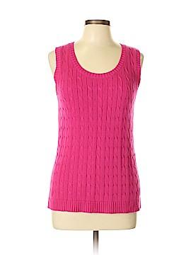 Classic Elements Sweater Vest Size L