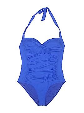 Liz Claiborne One Piece Swimsuit Size 16