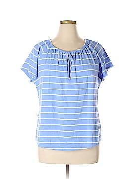 Studio Works Short Sleeve T-Shirt Size 2X (Plus)