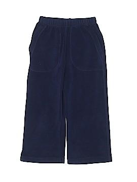 Hanna Andersson Fleece Pants Size 110 (CM)