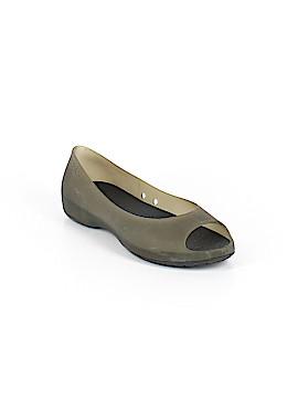 Crocs Flats Size 4