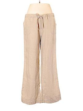 Allen Allen Linen Pants Size XL
