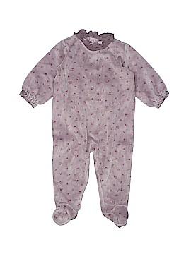 Petit Bateau Long Sleeve Outfit Size 12 mo