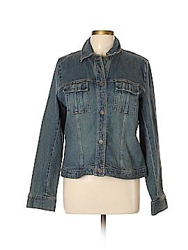 Ellen Tracy Denim Jacket Size 14