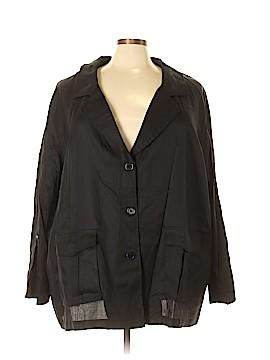 Woman Within Blazer Size 4X (Plus)