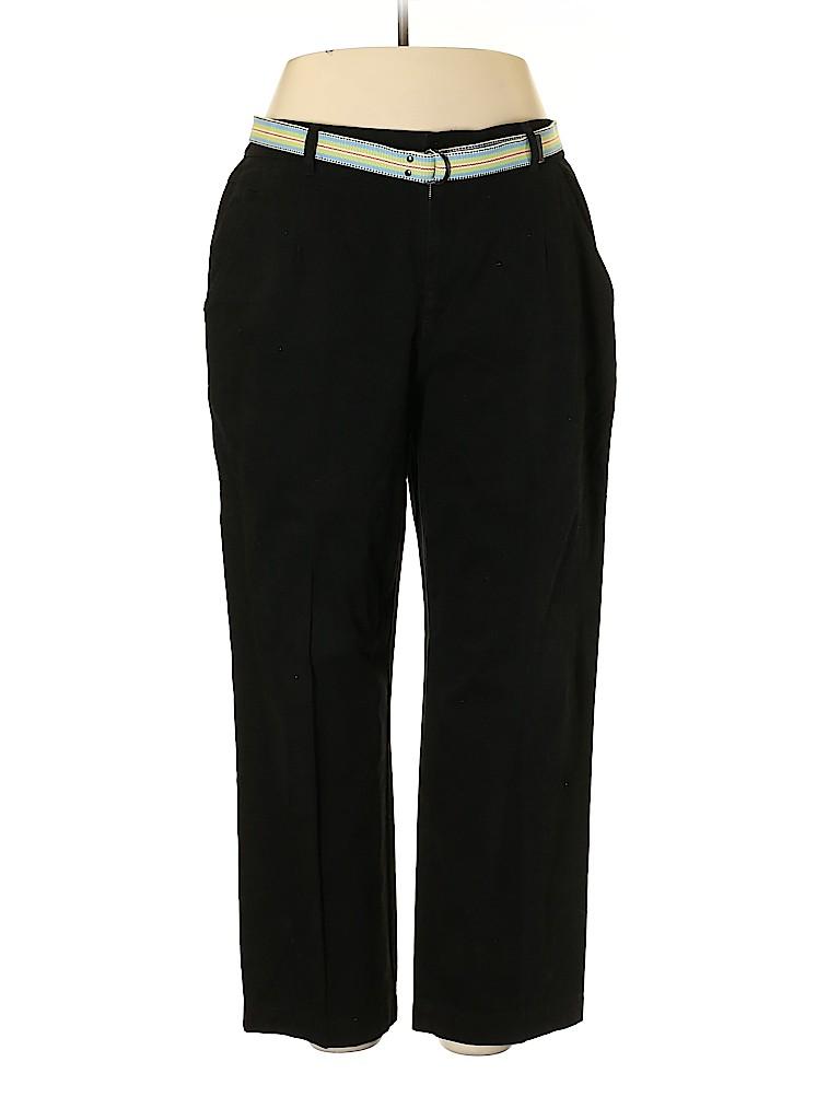 Liz Claiborne Women Khakis Size 16 (Petite)