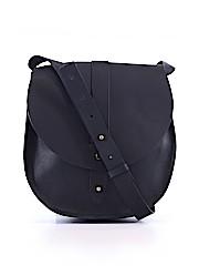 Tribe Alive Leather Crossbody Bag
