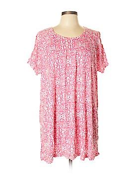 Lulu-B Short Sleeve Blouse Size XL