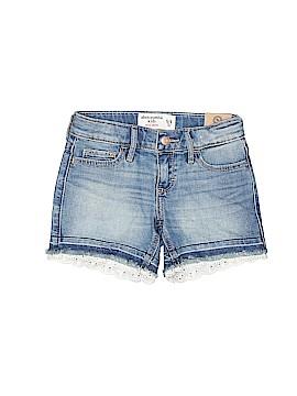 Abercrombie Denim Shorts Size 5T