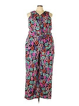 Toxik3 Jumpsuit Size 3X (Plus)