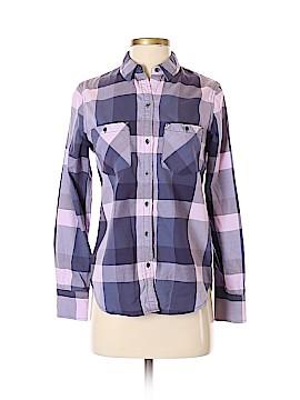 True Religion Long Sleeve Button-Down Shirt Size XS