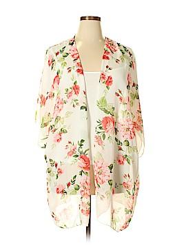 Ambiance Apparel Kimono Size XL