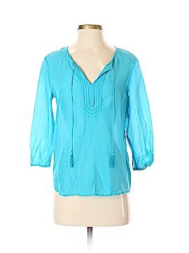 Ann Taylor 3/4 Sleeve Blouse Size S