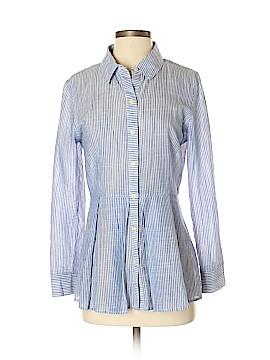 Tylho Long Sleeve Button-Down Shirt Size S