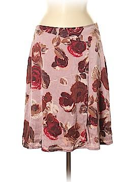 Piazza Sempione Silk Skirt Size 44 (IT)