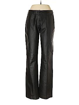 Shape FX Leather Pants Size 8