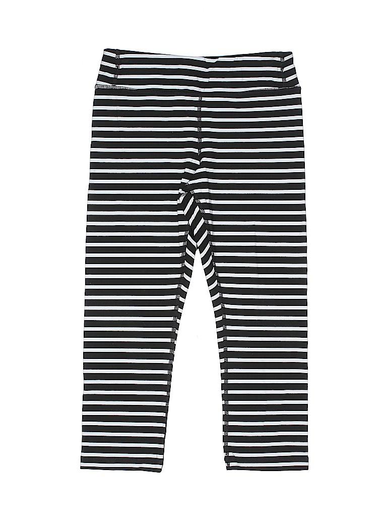 d7515b800cb8b Athleta Stripes Black Active Pants Size S (Youth) - 54% off | thredUP