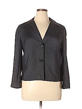 DKNY Silk Blazer Size 12