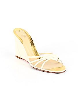 Fendi Wedges Size 36.5 (EU)