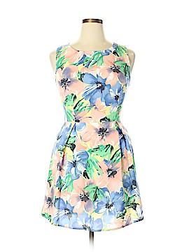 Jella Couture Casual Dress Size L