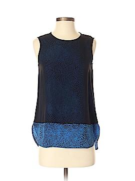 Tibi Sleeveless Silk Top Size 2