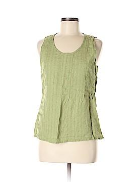 Flax Sleeveless Blouse Size 6 (S)