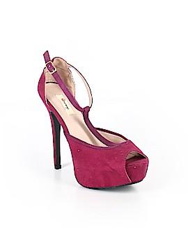 Olsenboye Heels Size 8 1/2