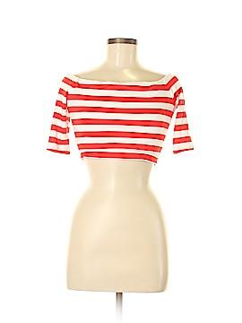 Susana Monaco Short Sleeve Top Size M