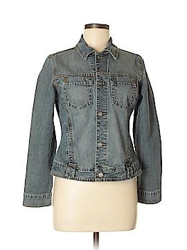 CAbi Denim Jacket Size 8