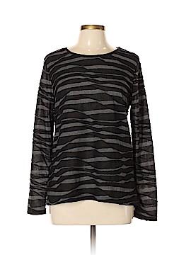 Simply Vera Vera Wang Long Sleeve Top Size L