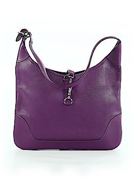 Hermès Leather Shoulder Bag One Size