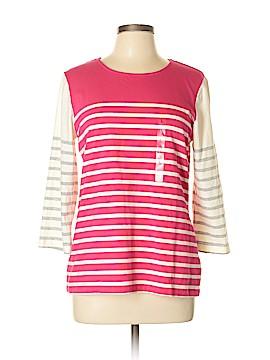 Tommy Hilfiger 3/4 Sleeve T-Shirt Size L
