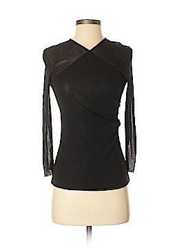 Vivienne Tam Long Sleeve Top Size Sm (1)