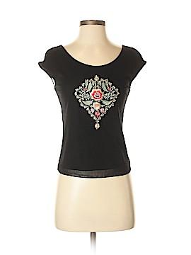 Vivienne Tam Short Sleeve Top Size Sm (1)