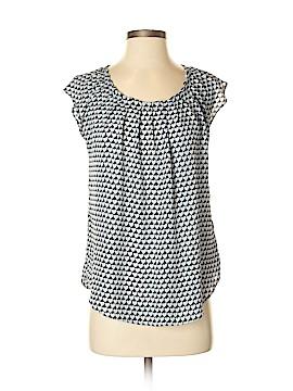 LC Lauren Conrad Short Sleeve Blouse Size S