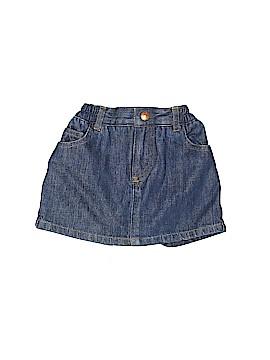 Baby Gap Denim Skirt Size 3-6 mo