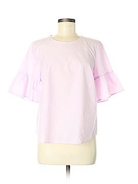 J. Crew 3/4 Sleeve Blouse Size 8