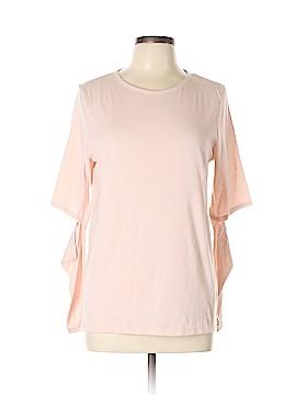 Fabletics 3/4 Sleeve T-Shirt Size L